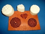 Celtic Round Set of 3 Medium Size