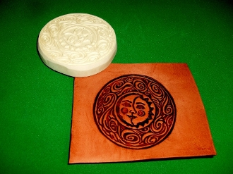 Celtic Eclipse Medallion