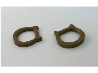 Miniature Oxbow Stirrups