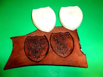Dragon Shields Pair