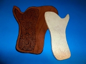 Holster Universal Fine Tooled Traditional