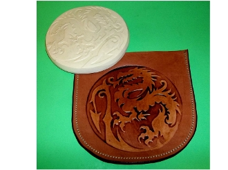 Dragon Medallion Large